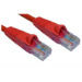 Cables Direct Cat6, 0.5m, LSOH networking cable U/UTP (UTP) Red