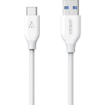 Anker A8163G21 USB cable 0.9 m USB 3.2 Gen 1 (3.1 Gen 1) USB C USB A White