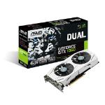 ASUS DUAL-GTX1060-6G GeForce GTX 1060 6GB GDDR5