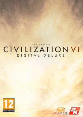 Nexway Sid Meier's Civilization VI - Digital Deluxe, PC vídeo juego De lujo Español