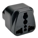 Tripp Lite Multi-International Power Plug Adapter for IEC-320-C13 Outlets electrical power plug