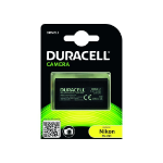 Duracell Camera Battery - replaces Nikon EN-EL1 Battery rechargeable battery