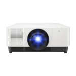 Sony VPL-FHZ120L data projector 12000 ANSI lumens 3LCD WUXGA (1920x1200) Ceiling-mounted projector Black, White