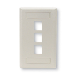 Black Box WPT468 wall plate/switch cover White