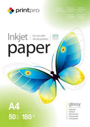 Colorway PGE180050A4 photo paper High-gloss A4