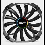 CRYORIG XT140 Computer case Fan 14 cm Black
