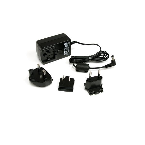 StarTech.com IM12D1500P adaptador e inversor de corriente Interior Negro