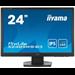 "iiyama ProLite X2485WS-B3 24.1"" IPS Black LED display"