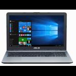 "ASUS VivoBook Max X541UA-XX202T 2.3GHz i5-6198DU 15.6"" 1366 x 768pixels Silver notebook"