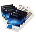 HP Q2013A self-adhesive label
