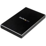 StarTech.com USB 3.1 Gen 2 (10 Gbps) behuizing voor 2,5 inch SATA-schijven