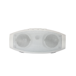 Freecom MOBILE BLUETOOTH SPEAKER WHITE White loudspeaker