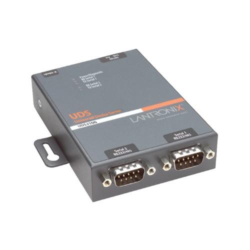 Lantronix UDS2100 serial server RS-232/422/485