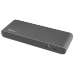 StarTech.com Thunderbolt 3 Dual-4K Docking Station for Laptops - Windows Only