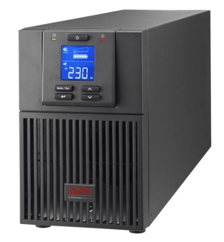 APC SRV1KIL uninterruptible power supply (UPS) Double-conversion (Online) 1000 VA 800 W 3 AC outlet(s)
