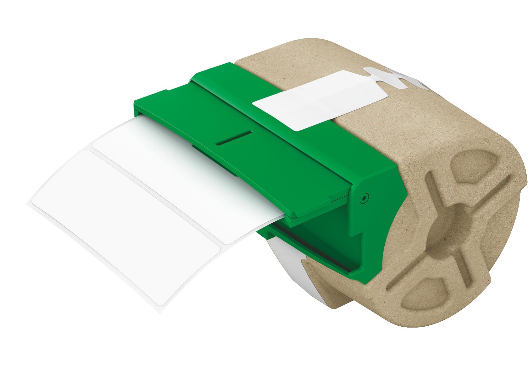 Leitz 70130001 White printer label