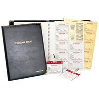 IDENT VISITORS BOOK REFILL IBRSYS