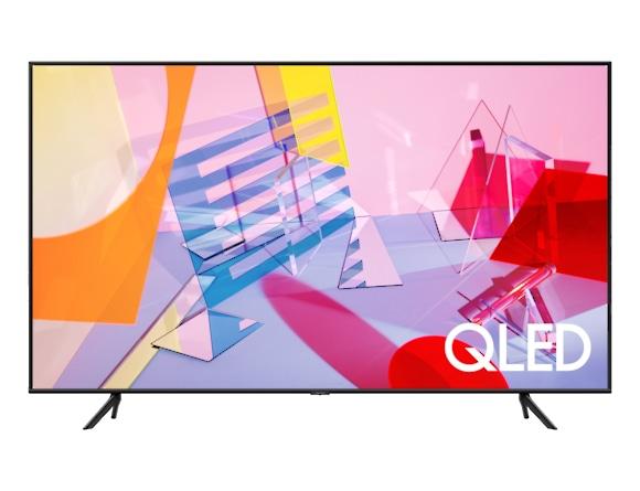 """Samsung QE65Q60TA 165.1 cm (65"""") 4K Ultra HD Smart TV Wi-Fi Black"""