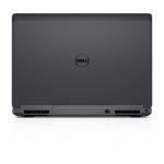 """DELL Precision 7710 2.9GHz E3-1535MV5 17.3"""" 1920 x 1080pixels Black,Graphite"""