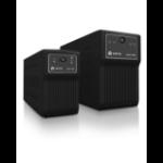 Vertiv Liebert PSA 650VA Line-Interactive 390 W 4 AC outlet(s)