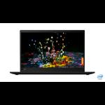 Lenovo ThinkPad X1 Carbon Schwarz Notebook 35,6 cm (14 Zoll) 1920 x 1080 Pixel Intel® Core™ i7 der achten Generation i7-8565U 16 GB LPDDR3-SDRAM 512 GB SSD 3G 4G Windows 10 Pro