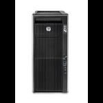 HP Z820 3.5GHz E5-2643V2 Mini Tower Black Workstation