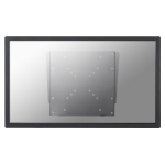 "Newstar TV/Monitor Ultrathin Wall Mount (fixed) for 10""-40"" Screen - Silver"