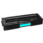 Dataproducts DPCTK150CE compatible Toner cyan, 6K pages, 1,110gr (replaces Kyocera TK-150C)