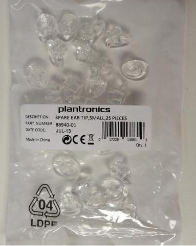 Plantronics 88940-01 headphone/headset accessory