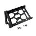 """QNAP TRAY-35-NK-BLK02 panel bahía disco duro 8,89 cm (3.5"""")"""
