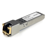 StarTech.com Cisco Compatibele Gigabit RJ45 SFP Transceiver Module Koper Mini-GBIC met Digital Diagnostics Monitoring