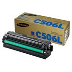 Samsung CLT-C506L/ELS (C506L) Toner cyan, 3.5K pages