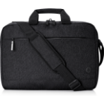 "HP 1X645AA notebook case 39.6 cm (15.6"") Briefcase Black"