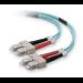 Belkin Fiber Optic Duplex Patch Cable, 2 x SC, 2 x SC, 5m