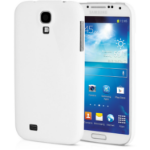 V7 Metro Anti-Slip Case for GALAXY S4 White