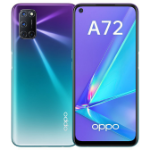 "Oppo A72 16.5 cm (6.5"") Dual SIM Android 10.0 4G USB Type-C 4 GB 128 GB 5000 mAh Purple"
