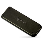 Apacer AH325 64GB USB flash drive USB Type-A 2.0 Black