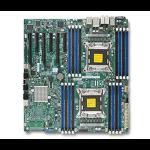 Supermicro X9DAE server/workstation motherboard LGA 2011 (Socket R) Extended ATX Intel® C602