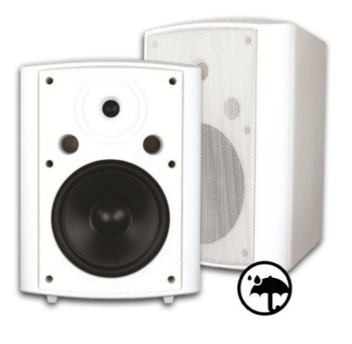 VivoLink VLSP375WT speaker set White