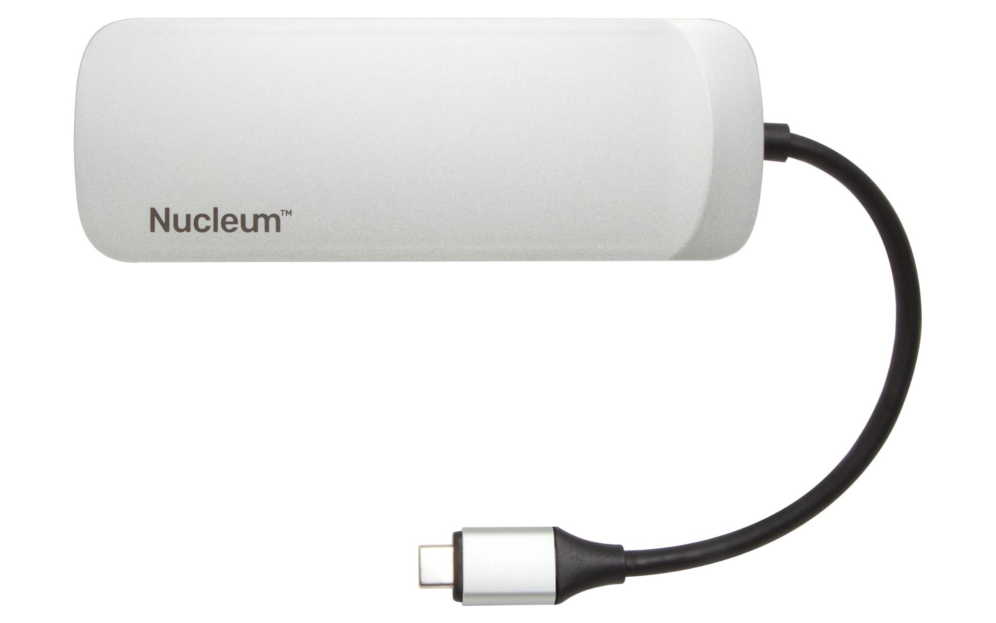 Kingston Technology Nucleum USB 3.0 (3.1 Gen 1) Type-C 5000 Mbit/s Silver