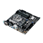 ASUS PRIME Z270M-PLUS Intel® Z270 LGA 1151 (Socket H4)