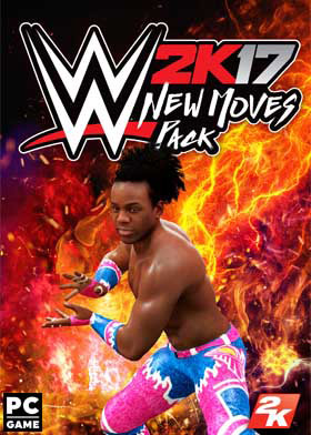 Nexway WWE 2K17 - New Moves Pack (DLC) Video game downloadable content (DLC) PC Español