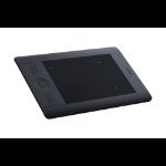 Wacom Intuos Pro S graphic tablet Black 5080 lpi 158 x 98 mm USB