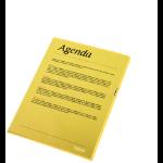 Esselte 54842 folder Polypropylene (PP) Yellow A4