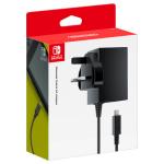 Nintendo Switch Power Adapter power adapter/inverter Indoor Black