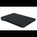 Logitech Type+ Bluetooth Black mobile device keyboard