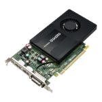 PNY Quadro K2200 Quadro K2200 4GB GDDR5