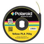 Polaroid PL-6020-00 3D printing material Polylactic acid (PLA) Yellow 750 g