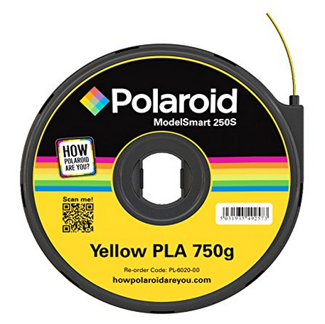 Polaroid PL-6020-00 Polylactic acid (PLA) Yellow 750g