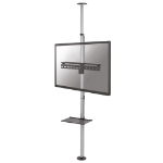 Newstar flat screen floor-to-ceiling mount FPMA-CF200SILVER